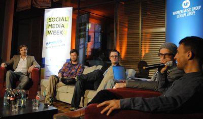 Social Media Week in Hamburg eröffnet