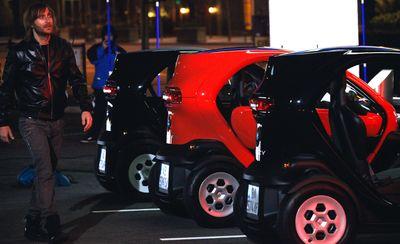 David Guetta und der Renault Twizy