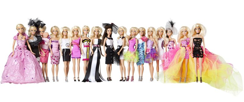 Design with Barbie