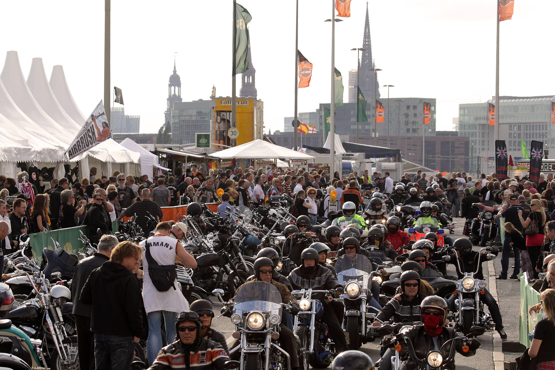 Hamburg Harley Days 2012