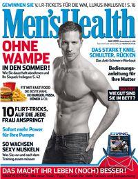 Men's Health Cover