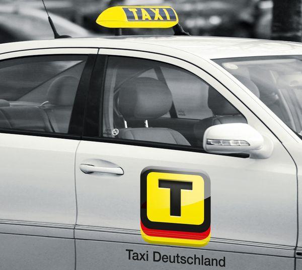 Taxi Deutschland - die App der Taxizentralen