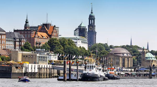 Hamburg bietet hohe Lebensqualität