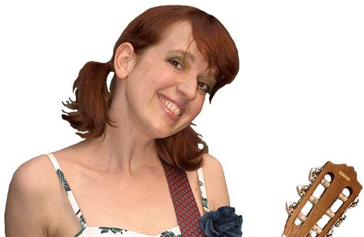 Johanna Hanf rockt die Motte