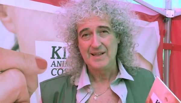 Queen-Gitarrist Brian May
