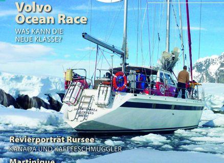 """Polare Sehnsucht: """"Segel Journal"""" aus Hamburg"""