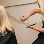 Hairdreams Echthaarverlängerung mit Quikkies