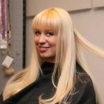Haarmodel Susanne