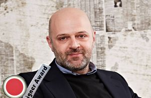 Lucky Strike Designer Award 2012 für Hussein Chalayan