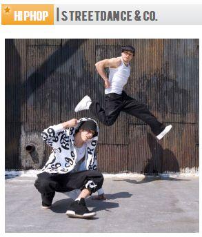 Hip Hop und Streetdance