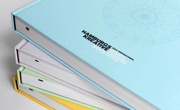 Hamburgs Kreative: Das Verzeichnis 2013