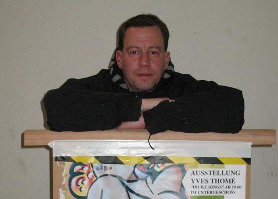 Graffiti-Künstler Yves Thomé: Erfolgreiche Ausstellung in Hamburg