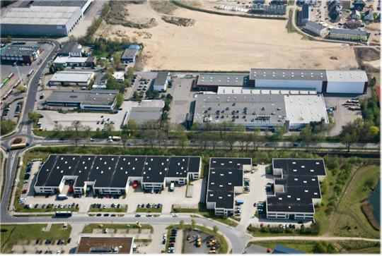Segro Business Park Hamburg-Glinde