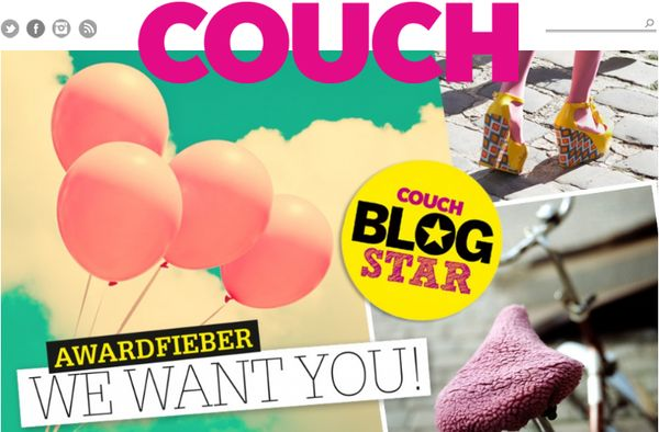 Couch Blog Star