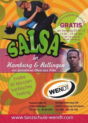 Salsa in Hamburg