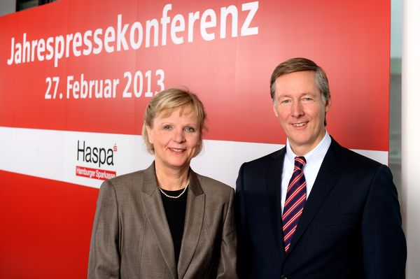 Bettina Poullain und Dr. Harald Vogelsang