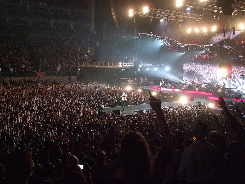 Depeche Mode Konzert