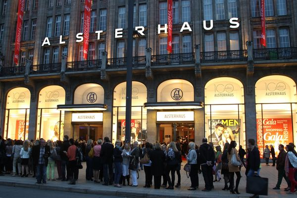 Bildergalerie: Gala Shopping Night im Alsterhaus