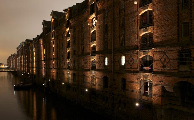 Historisches Venedig-Feeling in der Speicherstadt
