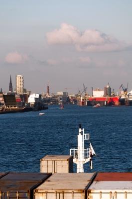 Hamburg - Das Tor der Welt öffnet sich immer mehr