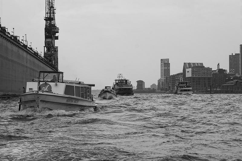 824 Jahre Hamburger Hafen