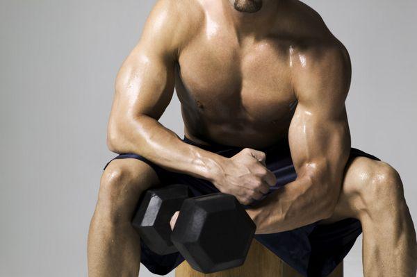 Bodybuilding in Hamburg