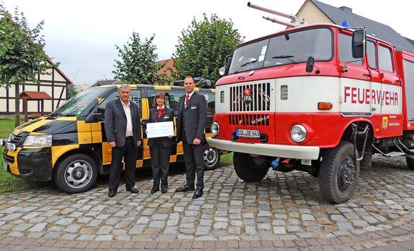 10.000,- Euro Spende vom Hamburg Airport