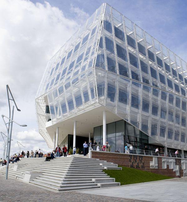 Unilever-Haus in der Hafencity