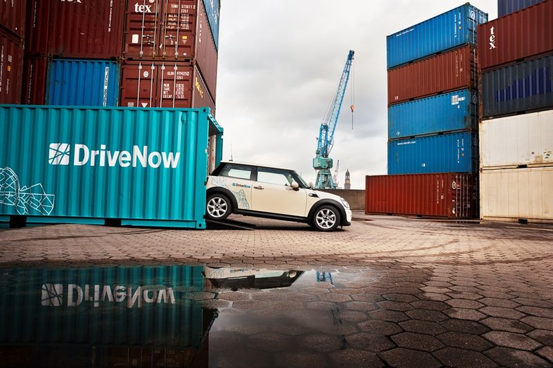 DriveNow geht in Hamburg an den Start