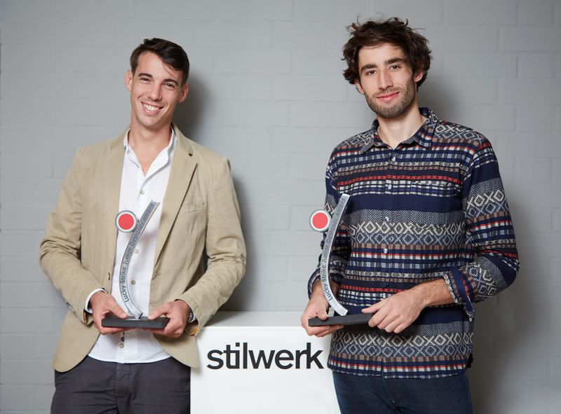 Lucky Strike Junior Designer Award im Designcenter stilwerk in Hamburg