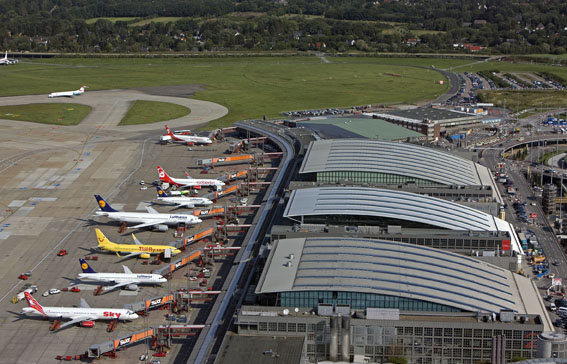 Hamburg Airport: Turblentes Jahr