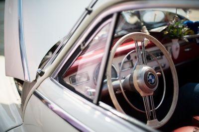 BMW Oldtimer Classic Car