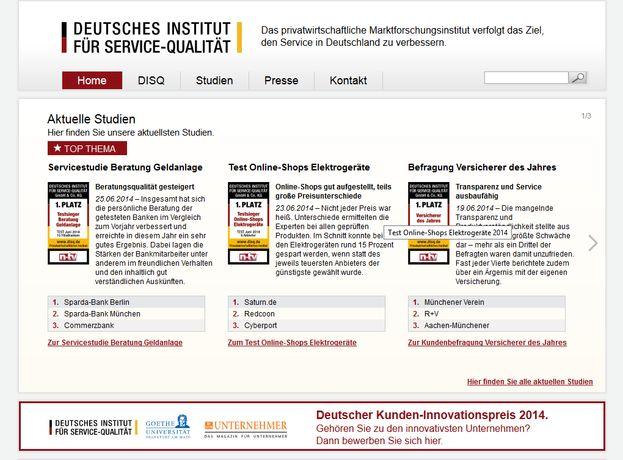 Deutsches Institut für Servicequalität