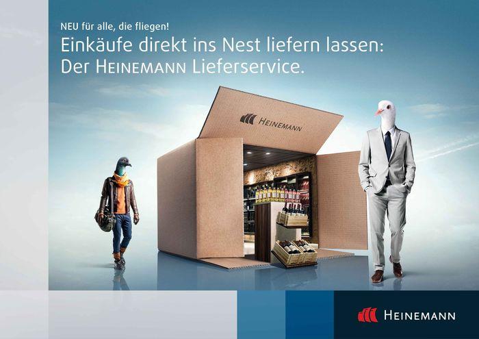 Bequem bestellen, wann und wo der Fluggast will: Heinemann Duty Free