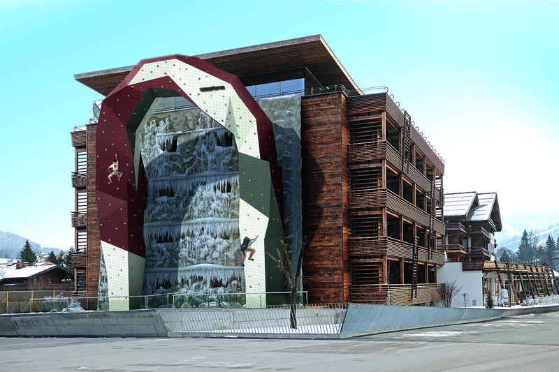 neu er ffnet aktiv hotel salzburger hof leogang. Black Bedroom Furniture Sets. Home Design Ideas