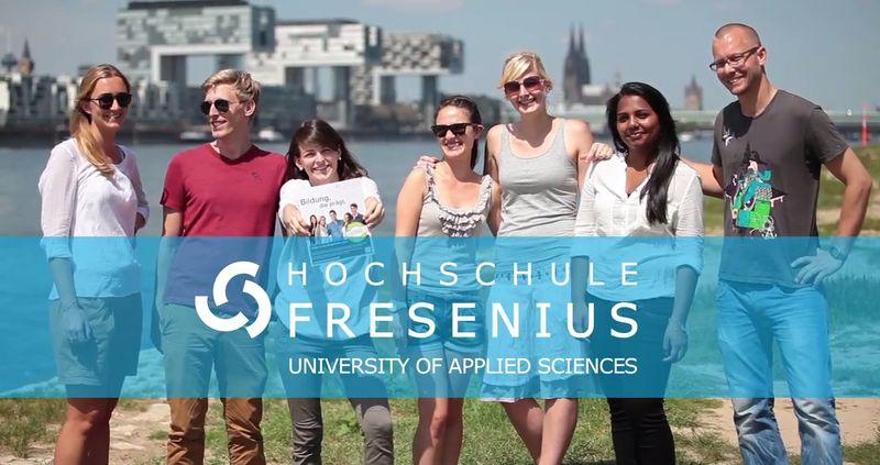 TV-Spot der Hochschule Fresenius