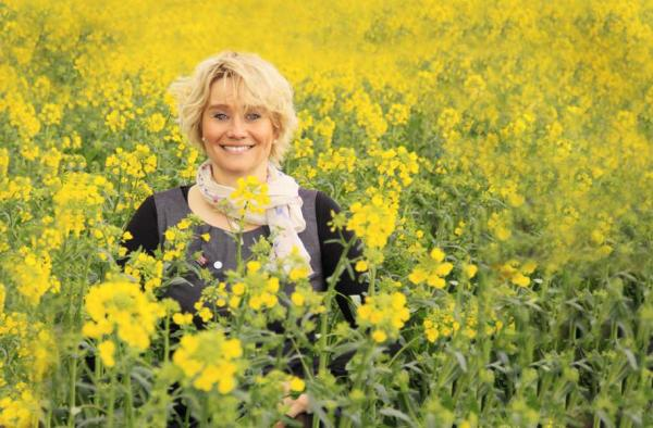 Die Unternehmerin Erica Ramsay