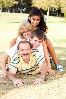 Viele Kinder müssen ohne intaktes Familienleben auskommen
