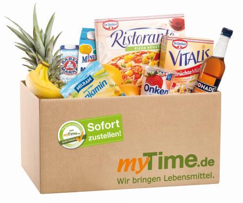 Der Lebensmittel-Onlineshop liefert Frischeprodukte innerhalb von 24 Stunden direkt an die Haustür