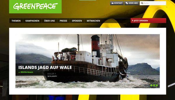 Greenpeace Hamburg