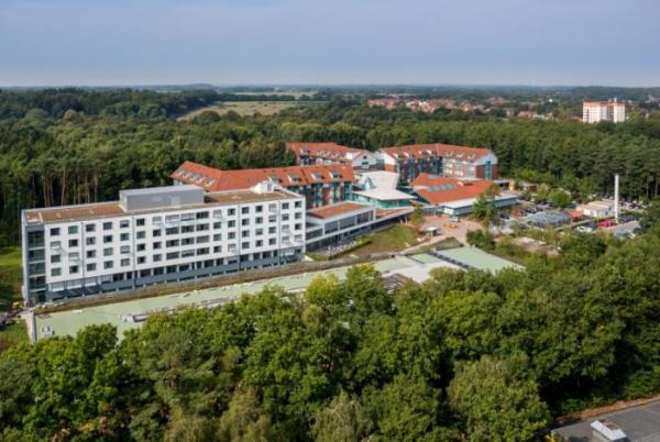 Laut Focus eine der besten Kliniken Deutschlands: die Schön Klinik Bad Bramstedt