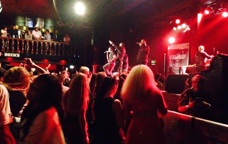 """Tolles Konzert der """"Groups of RnB Tour"""" in Hamburg"""
