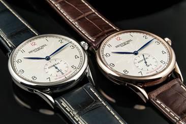 handgefertigten und individuellen Maßuhren der HENTSCHEL HAMBURG Uhrenmanufaktur