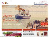 Das Hamburger Auswanderermuseum BallinStadt