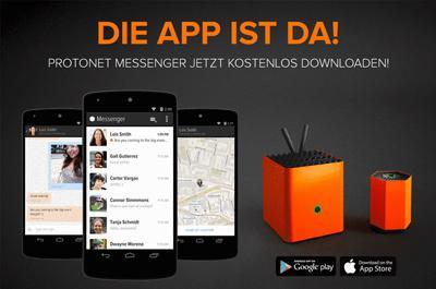 Hamburger Startup launcht neue Messenger App für iOS und Android