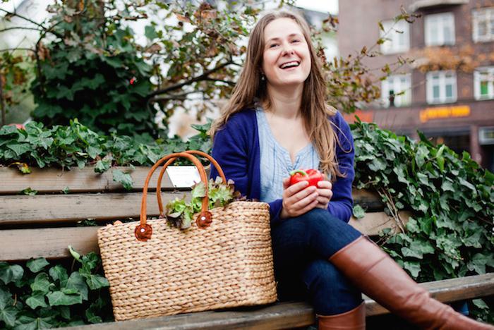 Kitchennerds-Gründerin Sandra Roggow, Foto von Mirja Höchst