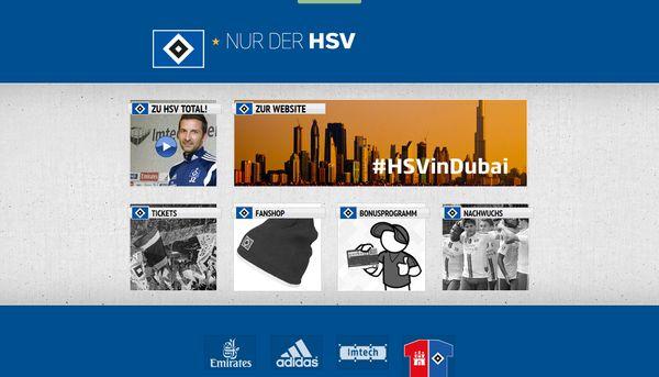 Nur der HSV