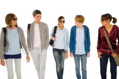 Auch wer keine tragen muss besitzt oft mehrere!