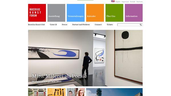 Bucerius Kunst Forum bezieht Anfang 2018 neue Räume am Rathaus