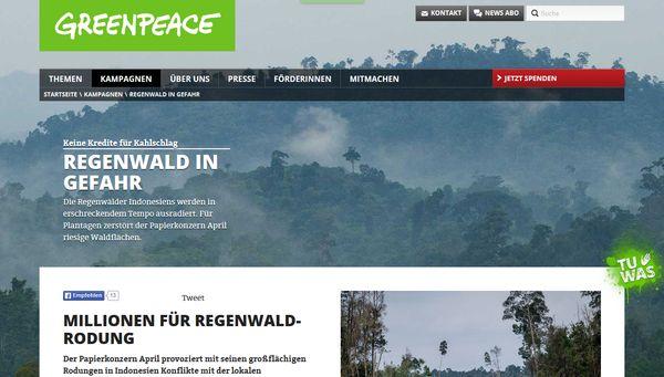 Bad Bank: Millionenkredite für die Vernichtung von Regenwald